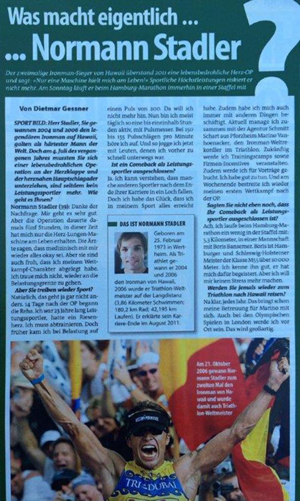 SPORT BILD Ausgabe 17/2012