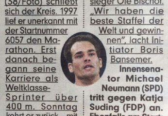 Artikel aus Bild Hamburg vom 02.05.2014