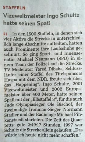 Artikel aus Hamburger Abendblatt vom 05.05.2014