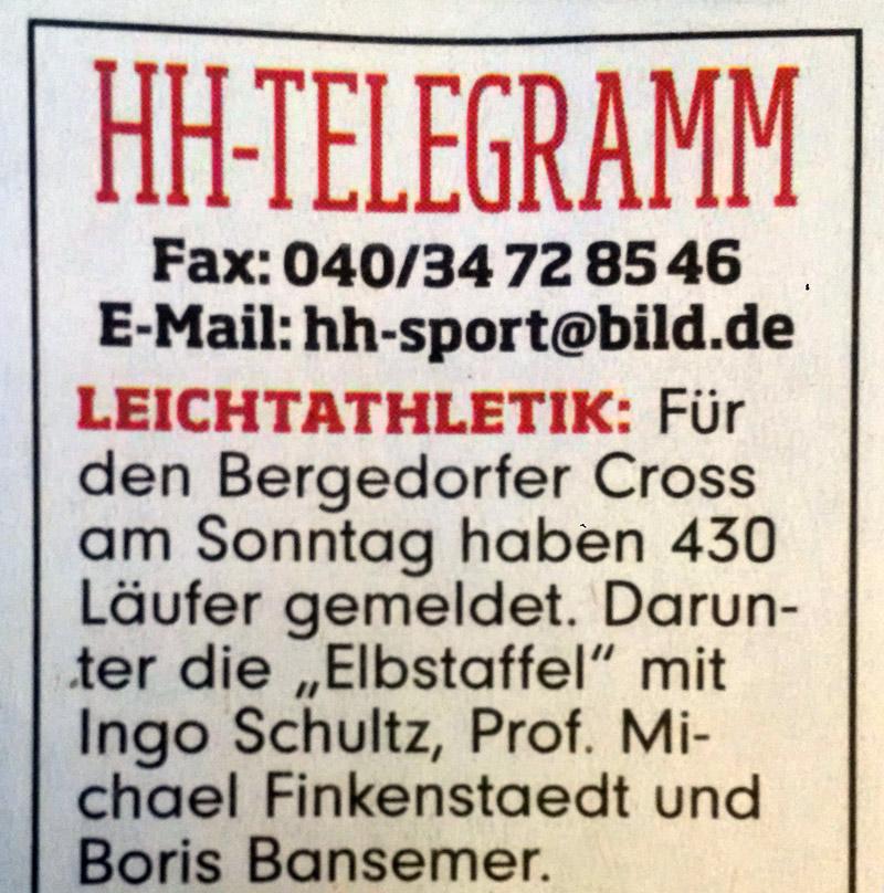 2016 01 08 Bildzeitung Sporttelegramm
